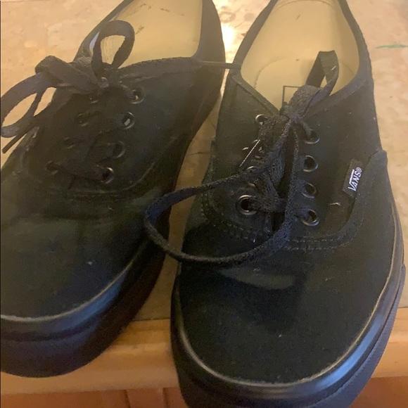vans size 5 shoes